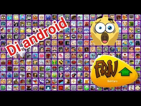 How To Play Friv On Android | Cara Main Friv Di Android