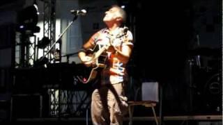 Davide Van de Sfroos - Sciur Capitan, live @ Monza, piazza Duomo - 11/09/2011