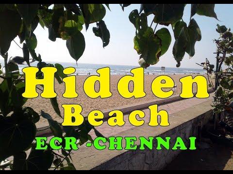 chennai Hidden Beach (ECR) vlog