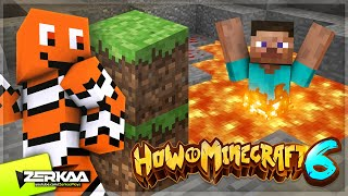 🔴 #1 MINECRAFT YOUTUBER GETS ENCHANTED ITEMS! (How To Minecraft LIVE)