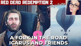 Red Dead Redemption 2 | Part 26 | A Fork In The Road & Icarus And Friends