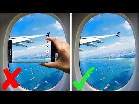 Uçaktayken Asla Yapmamanız Gereken 10 Şey