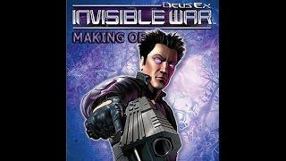 Создание игры Deus Ex Invisible War(2000-2003)