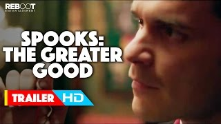 'Spooks: The Greater Good Official' Trailer #1 (2015) Kit Harington Movie HD