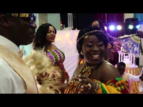 Abena Prempeh 40th - Manchester video by Dwumfour
