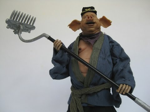 "BKK 1/6 ""Zhu Bajie 猪八戒"" in Journey to the West"