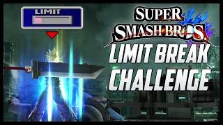 Smash Challenges #10: Limit Break Challenge (Cloud) – Aaronitmar