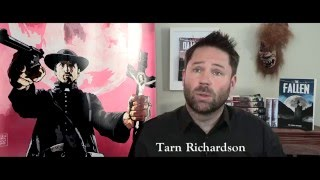 Tarn Richardson discusses The Fallen, the second novel in The Darkest Hand trilogy