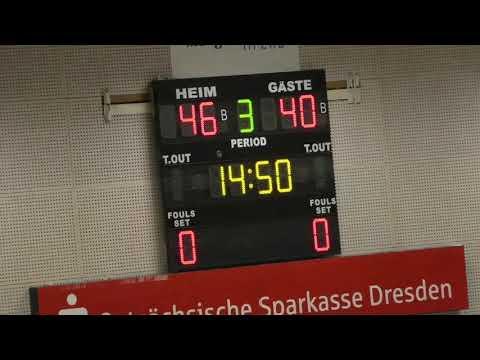 2.BL ProB Süd 17/18 Dresden Titans - EN Baskets Schwelm