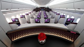 Top 10 best airlines for flying Business Class