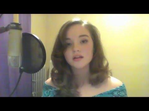 Katie singing - Hallelujah by John Cale