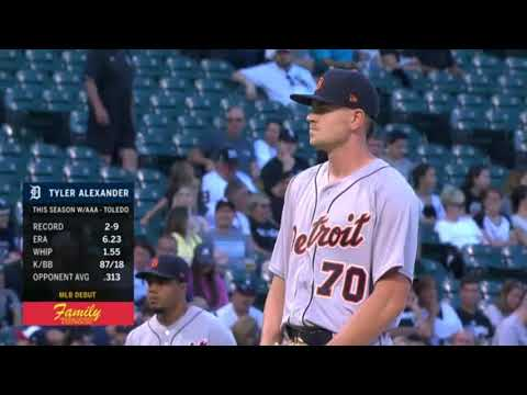 Detroit Tigers highlights: July 2019