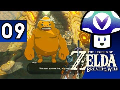 [Vinesauce] Vinny - Zelda: Breath of the Wild (part 9) + Art!