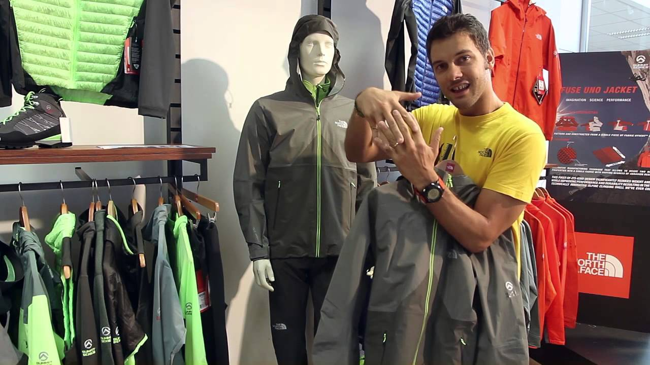 c4d4888ac FUSEFORM ORIGINATOR JKT The North Face at OutDoor 2014