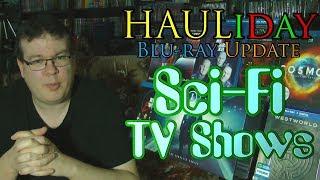 HAULiday Blu-ray Update - Sci-Fi TV Shows