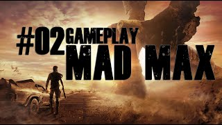 Mad Max PC★Gameplay★Der Friedhof....#02★60fps★
