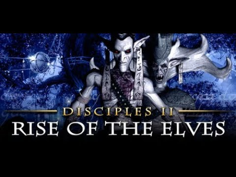 Disciples II: Rise of the Elves Gameplay but No Commentary. |