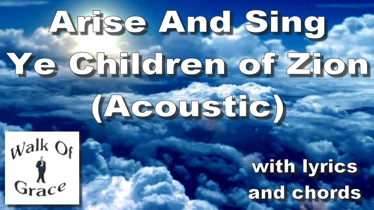 ARISE AND SING - WITH LYRICS. - YouTube