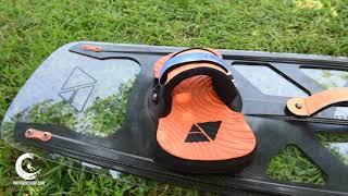 How to change the deck of your INOBO kite board for kitesurf - PHOTOKITESURF
