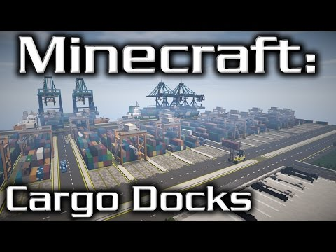 Let's Build: Cargo Docks Ep9 - Roads and Trailer Bays