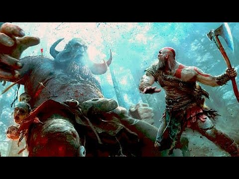 God of War*  #Remastered part 3 gameplay brutal fun - KingInfoGamer