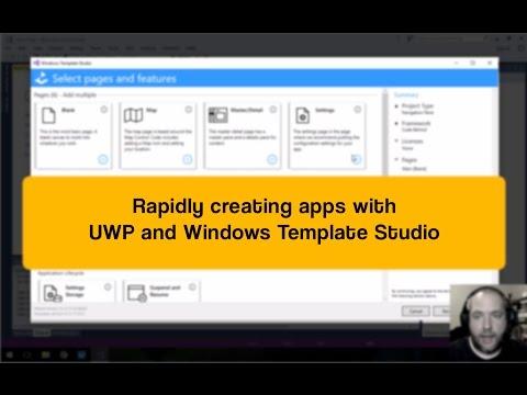 How to create your first Windows App :UWP Universal Windows