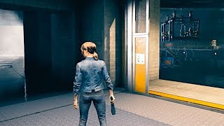 CONTROL - NEW Gameplay Demo (2019) Remedy's New Game