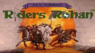 Riders of Rohan gameplay (PC Game, 1991)