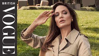 Inside Angelina Jolie's Hollywood Garden | British Vogue