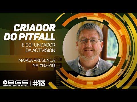 BRASIL GAME SHOW: DAVID CRANE CONFIRMADO NA #BGS10
