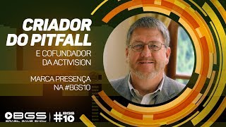 BRASIL GAME SHOW: DAVID CRANE CONFIRMADO NA #BGS10