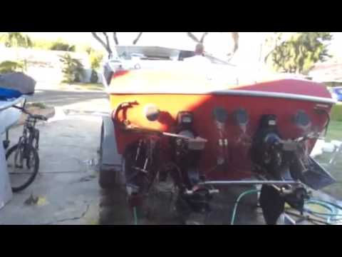 ... run time after fuel tank installation .. getting close - YouTube