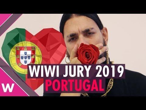 "Eurovision Review 2019: Portugal - Conan Osiris ""Telemóveis"" | WIWI JURY"