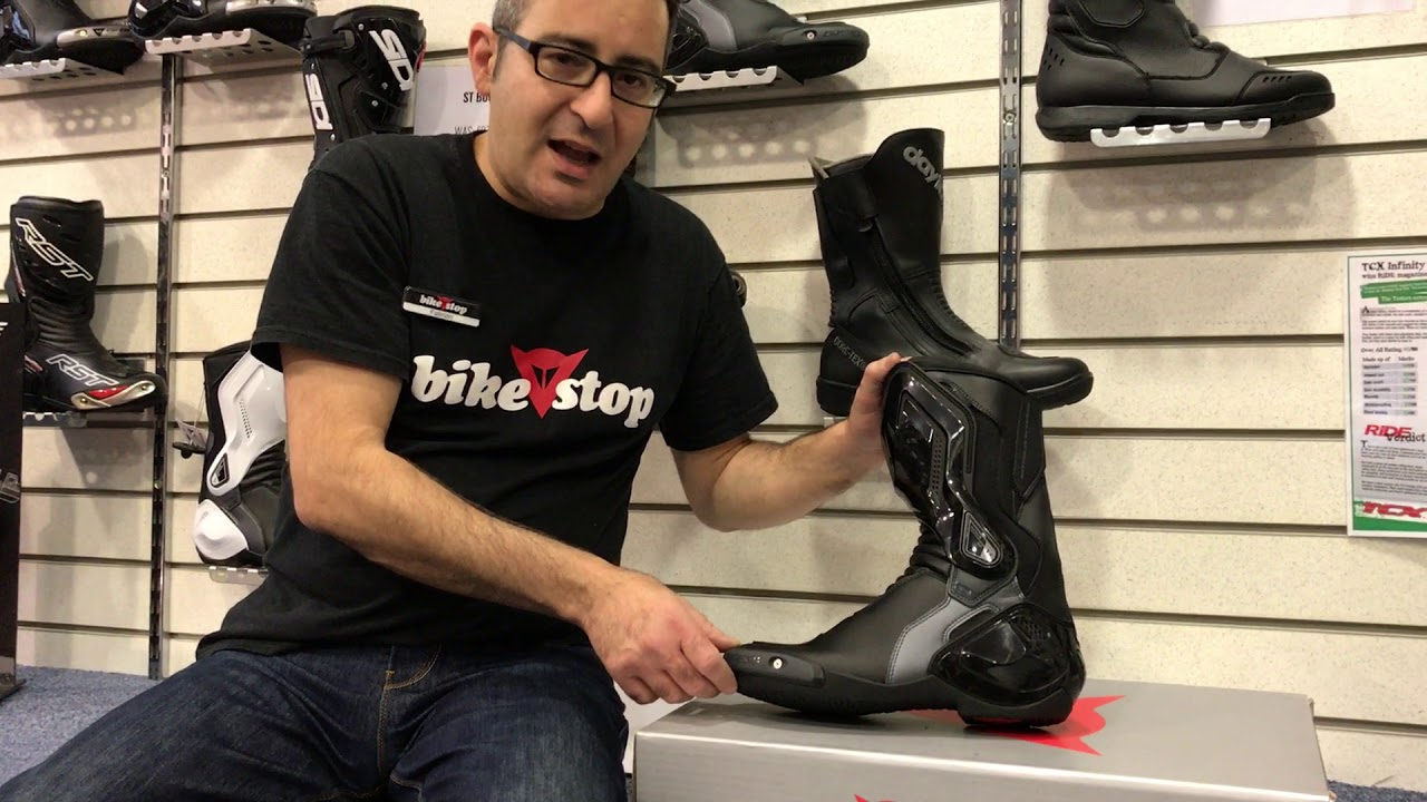 Dainese Nexus Boots Review at