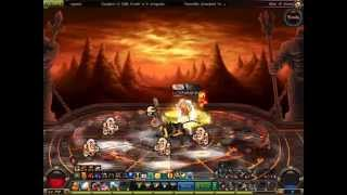 DFO Global: Altar of Ascension [Hard, magic Exorcist]