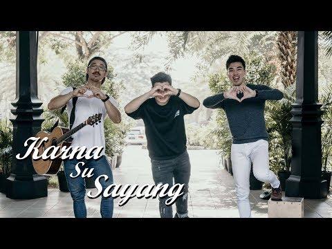 Karna Su Sayang - Near Ft Dian Sorowea (eclat Acoustic Cover)