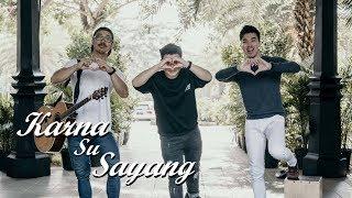 Karna Su Sayang Near Ft Dian Sorowea (eclat Acoustic Cover)