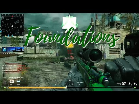 Foundations - a MWR montage by DLuzion