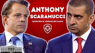 Anthony Scaramucci's Advice to Trump about Getting Re-elected in 2020