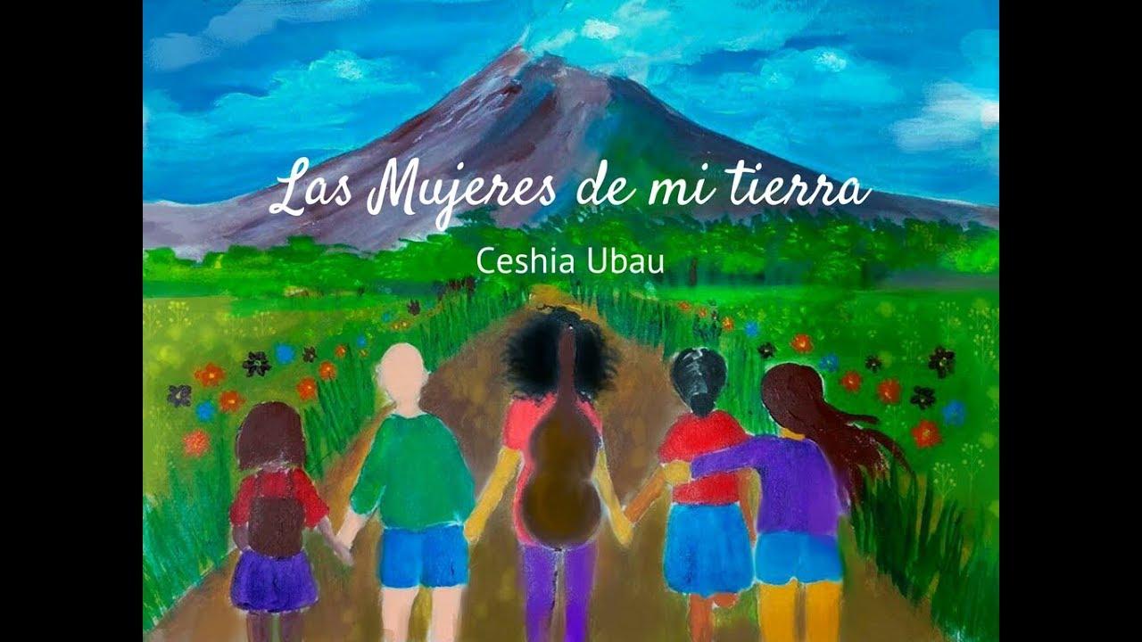 las-mujeres-de-mi-tierra-ceshia-ubau-audio-y-letra-ceshia-ubau