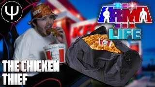 ARMA 3: Kamdan Life Mod — The Chicken THIEF!
