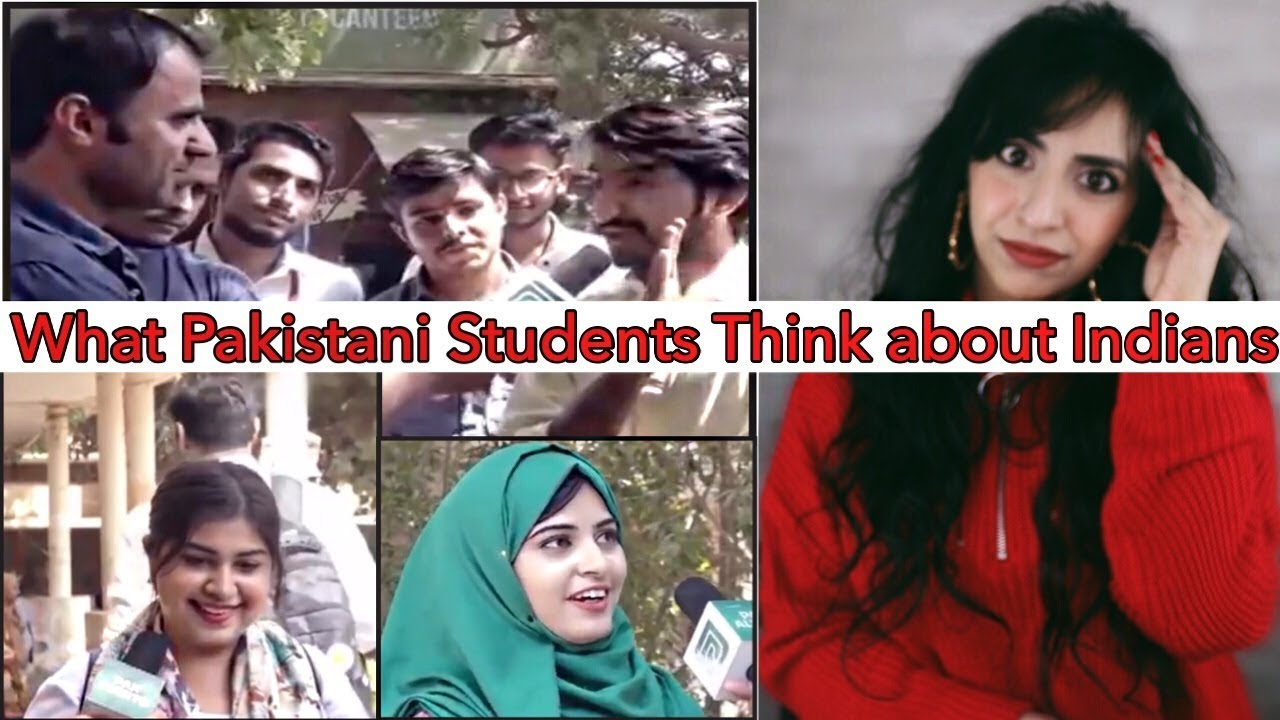 Download Pakistani Reacts to   What Pakistani Students Think About Indians   2019