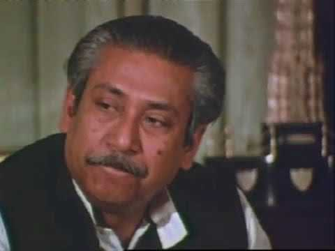 Rahman,The Father of Bengal A Film by Japanese Film Director Nagisa Oshima