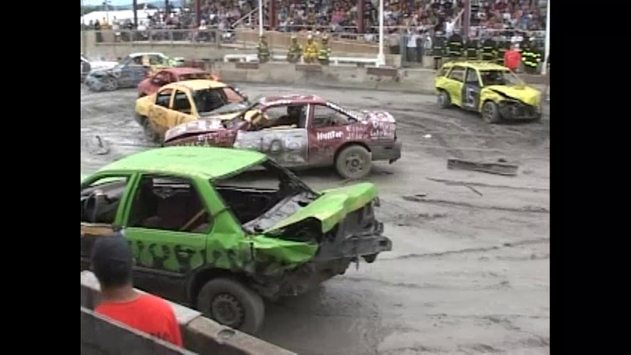 MSM - Demolition Derby at Airborne  7-25-10