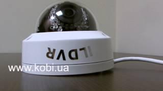 Обзор ip-камеры ILDVR INC-MP30VC