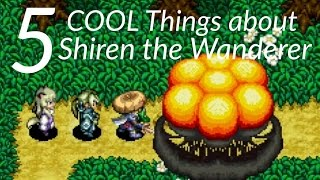 5 COOL Things about Shiren the Wanderer - PS VITA Feature