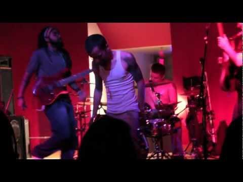 Nezera-Midnight Sun LIVE @ Muncie Music Fest (Columbia Theatre) 9/29/2012