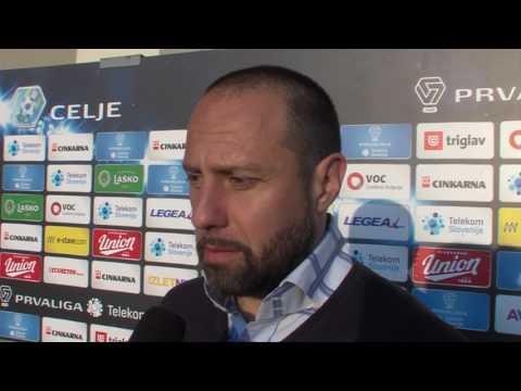 30. krog: Celje - Aluminij 1:0 ; Prva liga Telekom Slovenije 2016/17
