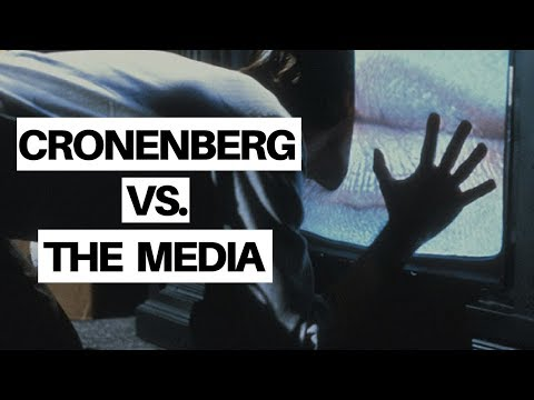 VIDEODROME - Cronenberg vs. The Media