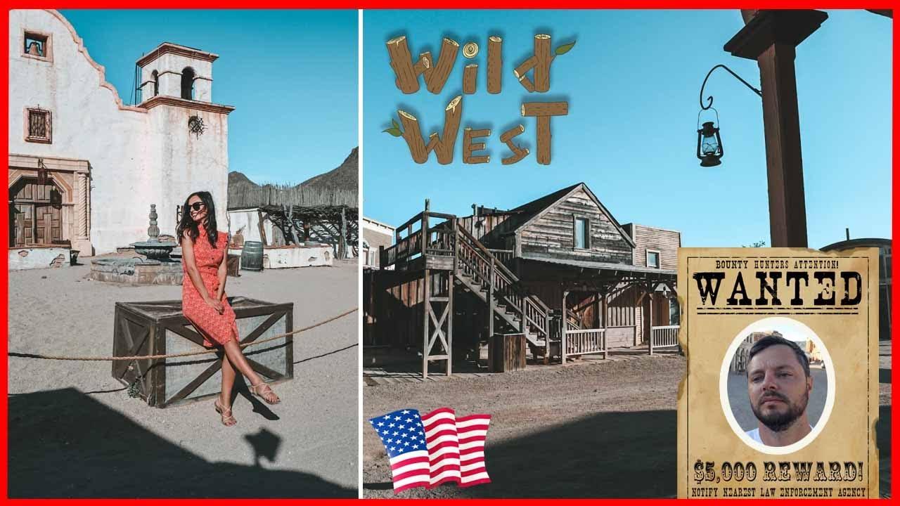 Am fost in... Vestul Salbatic. Pe urmele lui John Wayne si a filmelor western